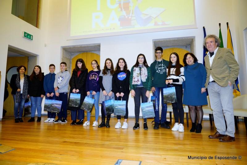 Esposende apurou alunos para o Concurso Nacional de Leitura 2020