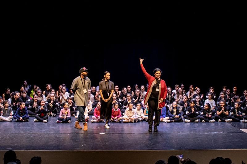 Academia Nun'Álvares mostra-se ao mundo da dança