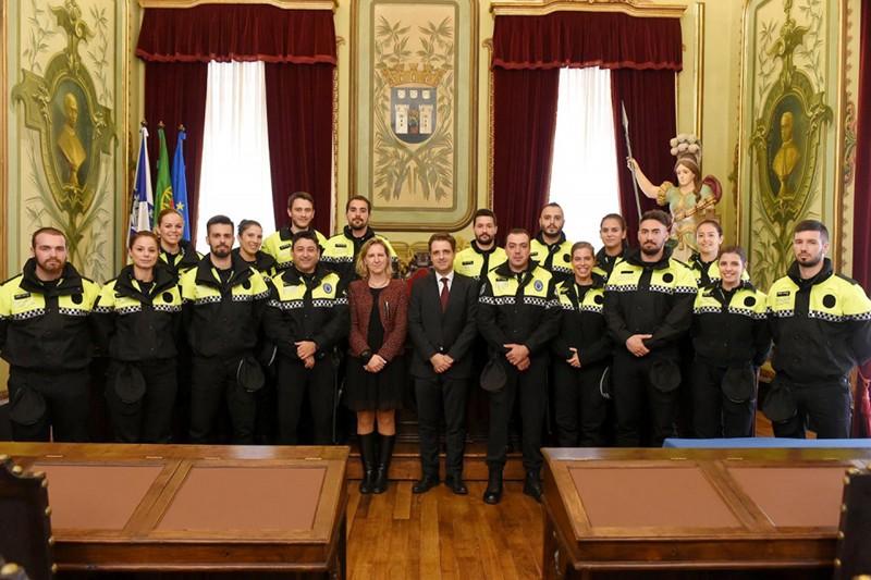 Leandro Barbosa Ferreira é o novo comandante da Polícia Municipal de Braga