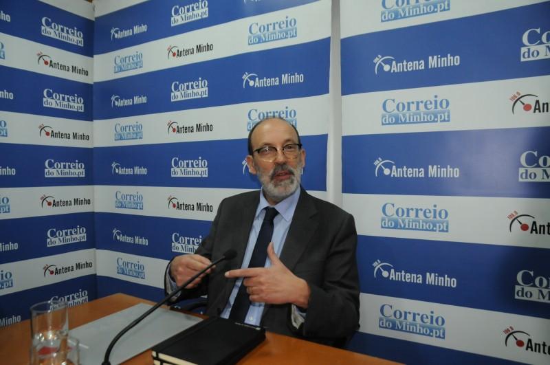 Rui Vieira de Castro: Vale a pena a Universidade  continuar como Fundação