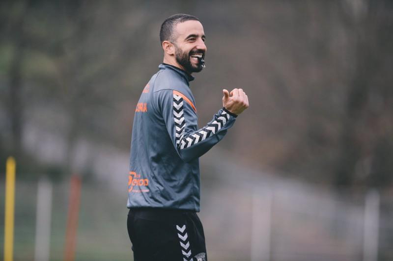 """Rúben Amorim: """"Queremos fazer o pleno de vitórias sobre os grandes"""""""