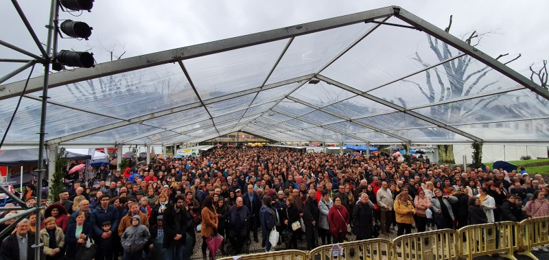 Feira do Fumeiro, mais um sucesso para o concelho