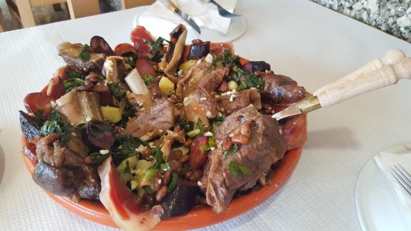 """Fins-de-Semana Gastronómicos """"Sabores de Vieira"""""""