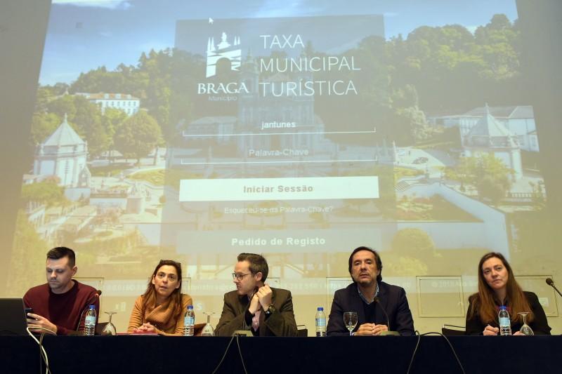 Taxa Turística entra em vigor a 1 de Março