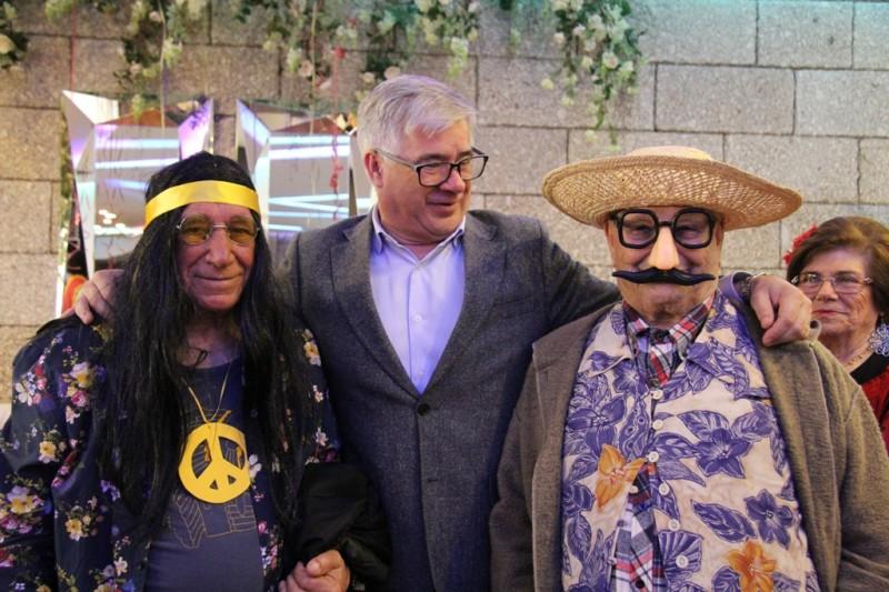 Festa de Carnaval alegrou seniores da Póvoa de Lanhoso