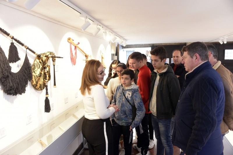 Visitas guiadas à exposição 'Instrumentos Musicais do Noroeste Peninsular'