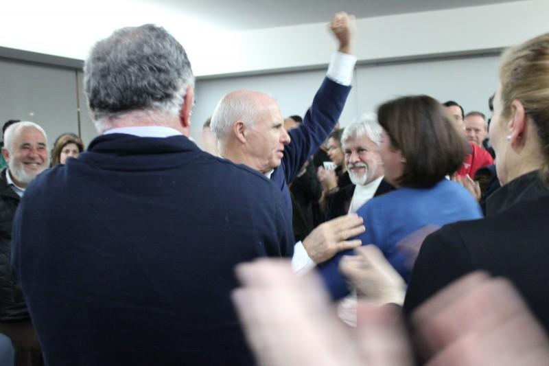 Joaquim Barreto quer PS mais aberto à sociedade