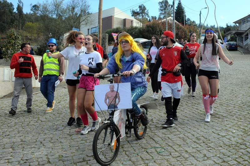 União de Freguesias de Este promove 7.º desfile de Carnaval