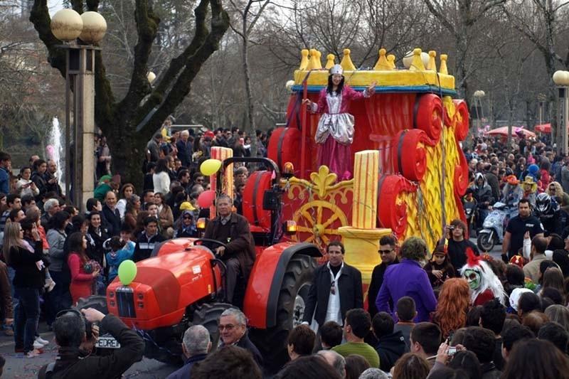 Carnaval no Minho promete muita animação