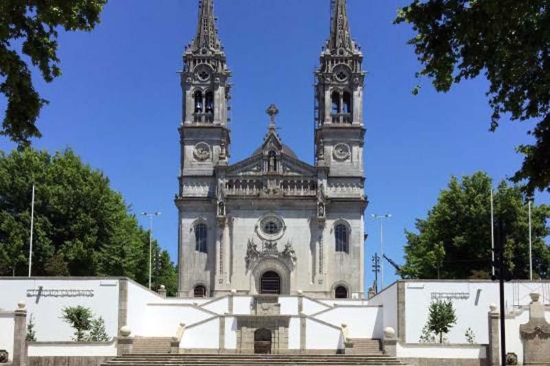 Irmandade inaugura melhoramentos na festa da Basílica de S.?Torcato