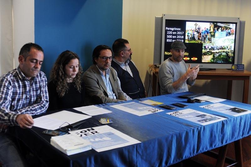 Novo caminho liga Braga a Santiago  pela Geira Romana e os Arrieiros