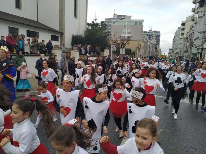 Associações levam alegria à cidade de Barcelos