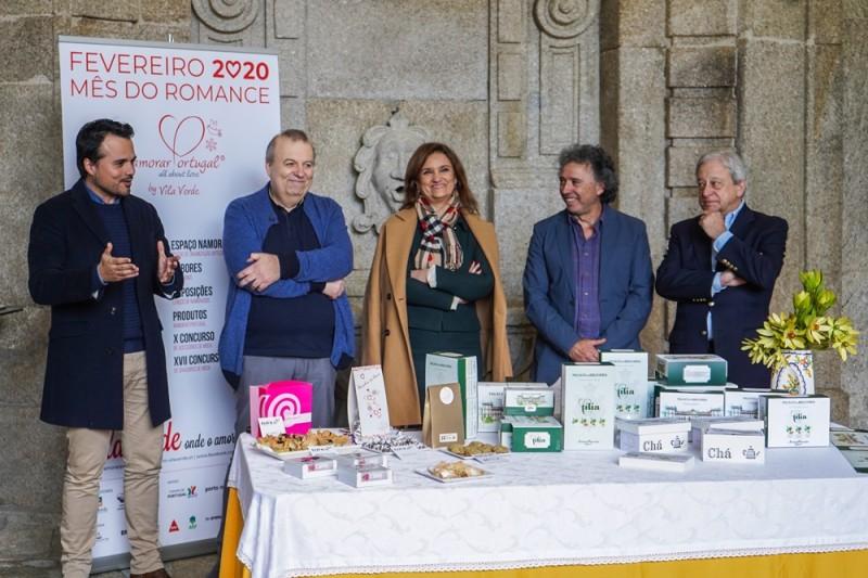 'Romance Palaciano' levou sabores da marca Namorar Portugal ao Palácio da Brejoeira - Monção