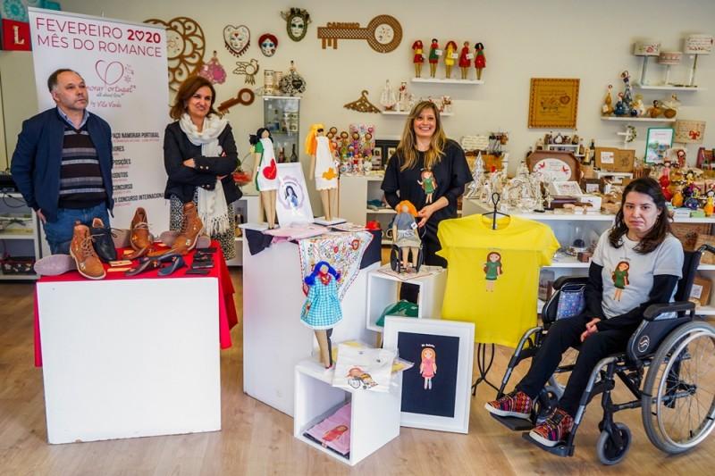 Produtos Namorar Portugal para todos com a 'Bia Inclusiva' e 'Artecouro a Namorar'