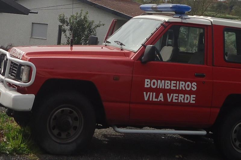 Explosão destrói cozinha e causa um ferido em Vila Verde