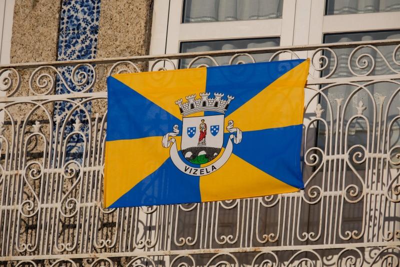 Câmara apela aos vizelenses que coloquem as bandeiras nas varandas