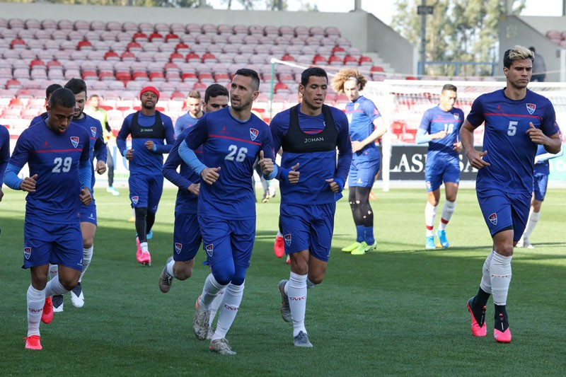 Rúben Fernandes elogia apoio  do Gil Vicente aos jogadores