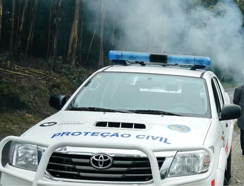 Guimarães activou plano de emergência