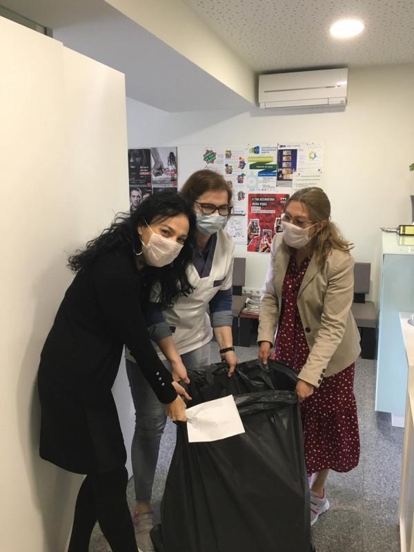 Câmara de Vila Verde oferece kits de protecção  a lares e centros de saúde