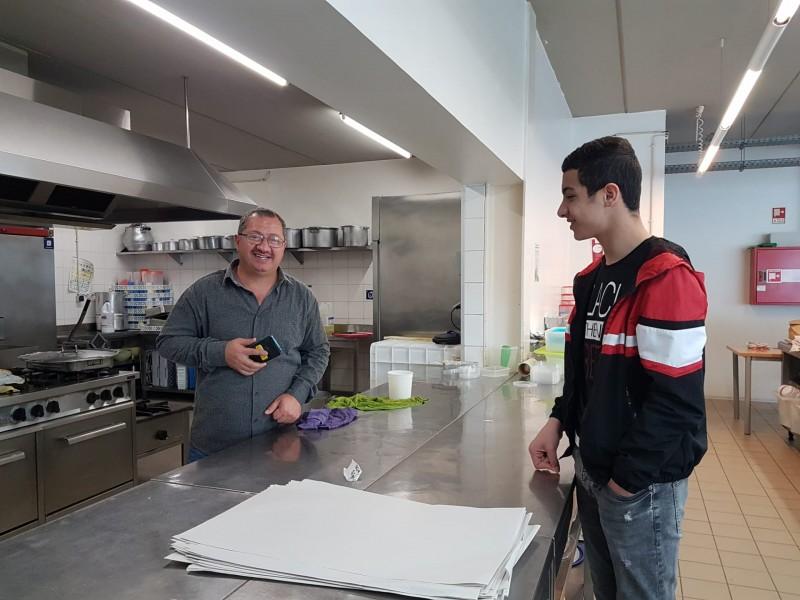 CLIB serve perto de 1500 refeições por semana aos mais vulneráveis