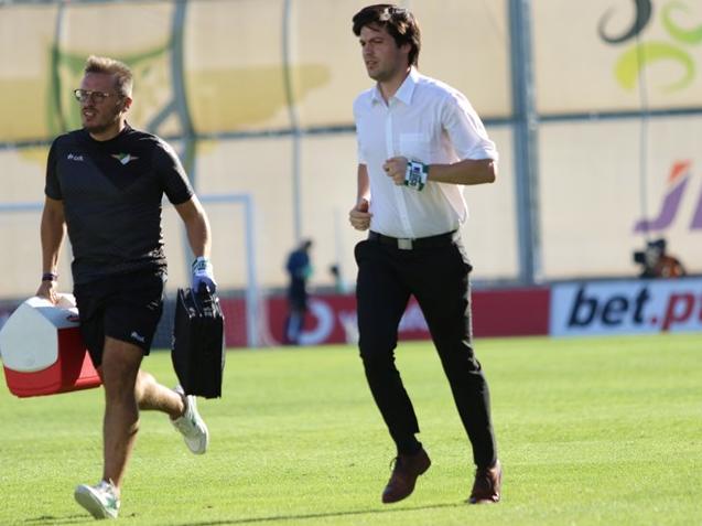 """Marco Oliveira: """"Em três dias apetrechámos a casa dos jogadores"""""""