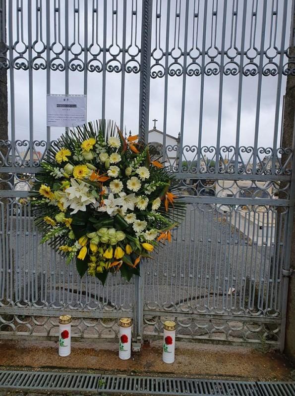Com Cemitérios encerrados, Junta de Merelim (S. Pedro) e Frossos presta homenagem aos entes queridos da população