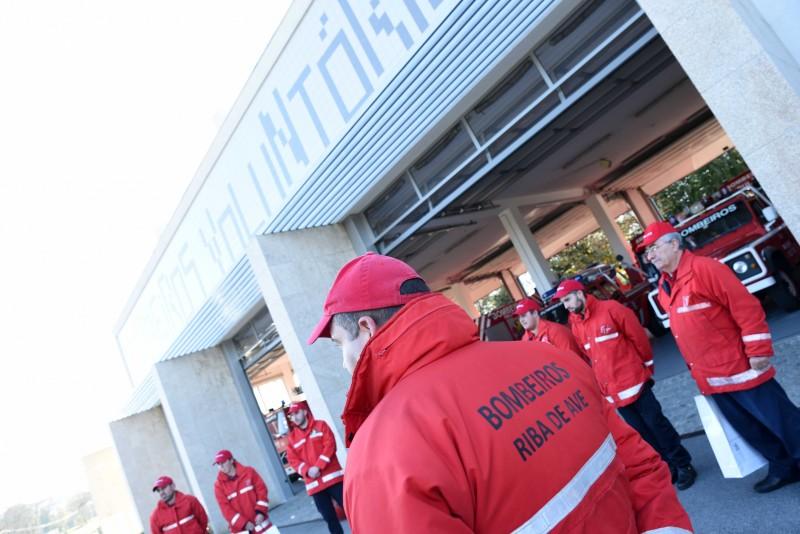 Famalicão dá apoio extra de 70 mil euros para Bombeiros e Núcleo da Cruz Vermelha