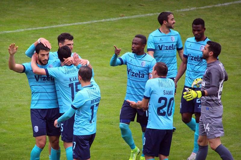 Tribunal Arbitral do Desporto suspende subida do FC Vizela à II Liga
