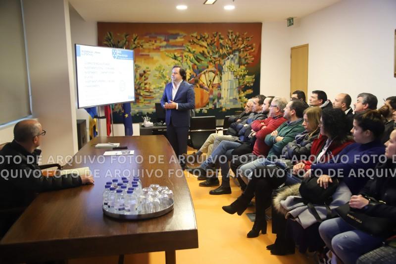 Vizela reúne com proprietários de estabelecimentos de restauração e bebidas