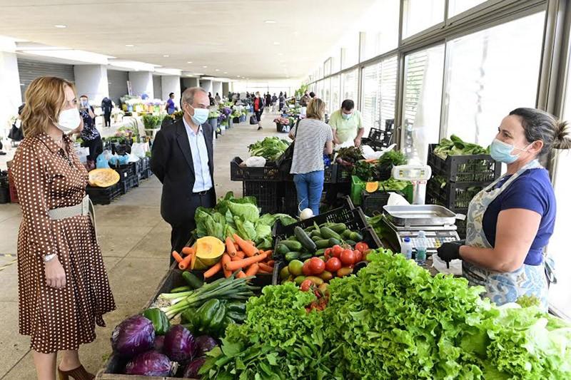 Mercado municipal de Guimarães abriu portas