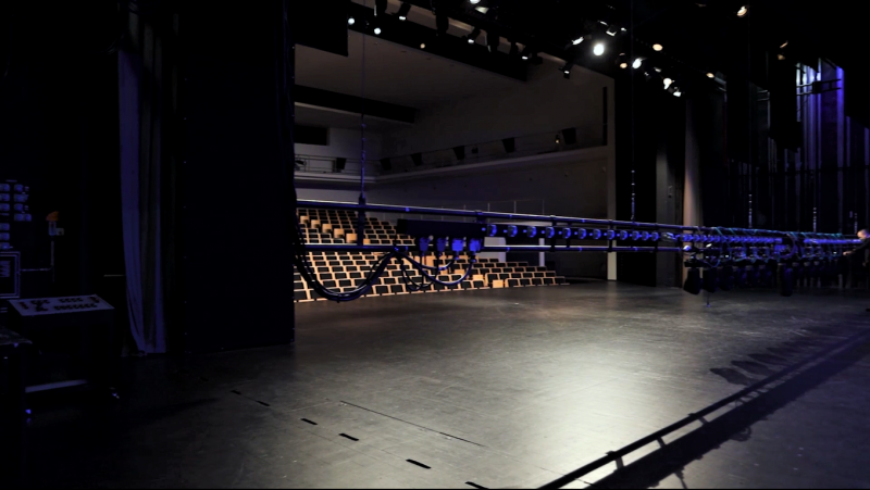Casa das Artes dá a conhecer o seu Grande Auditório