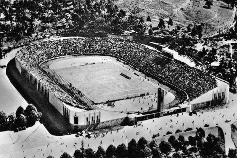 Mítico Estádio 1.º Maio celebra 70 anos de glórias desportivas