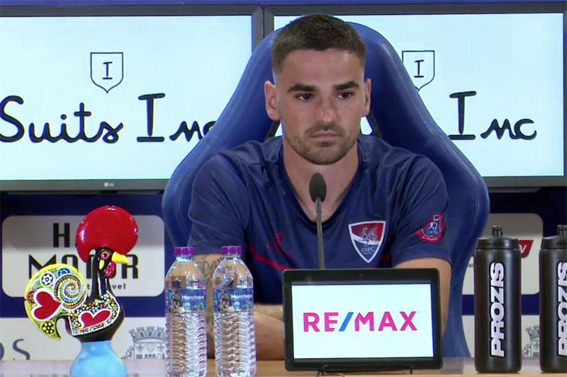 """Claude Gonçalves: """"Temos o objectivo de ficar na I Liga"""""""