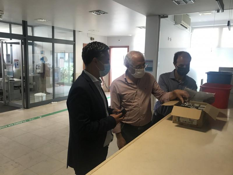 Vila Verde reforça o apoio logístico aos Centros de Saúde