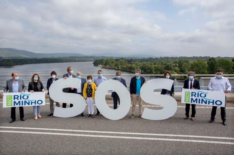 """Autarcas lançam pedido de """"SOS"""" aos Governos de Portugal e Espanha para flexibilizar passagem de trabalhadores transfronteiriços"""