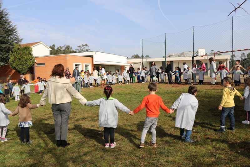 Escola Básica de Cervães já recolheu uma tonelada de material eléctrico