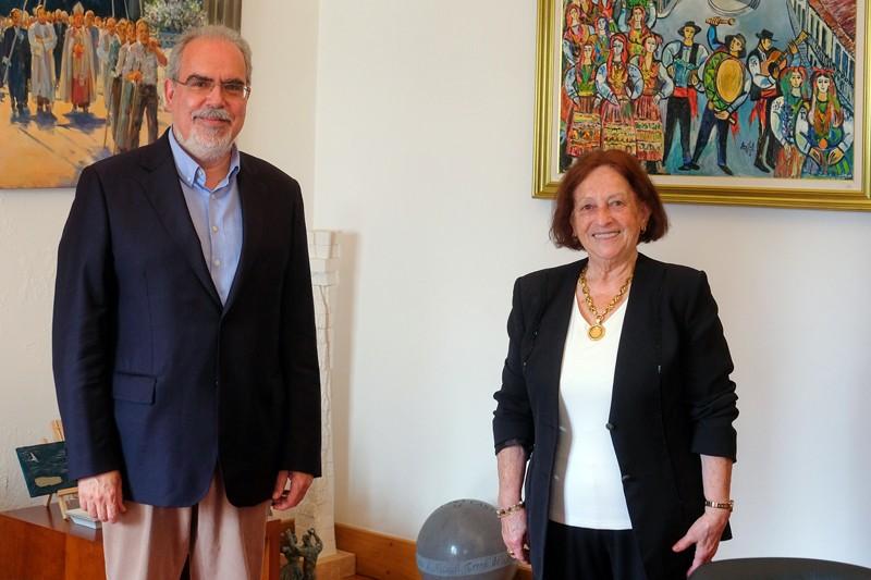 Rosa Caetano preside Comissão de Honra da Romaria d'Agonia