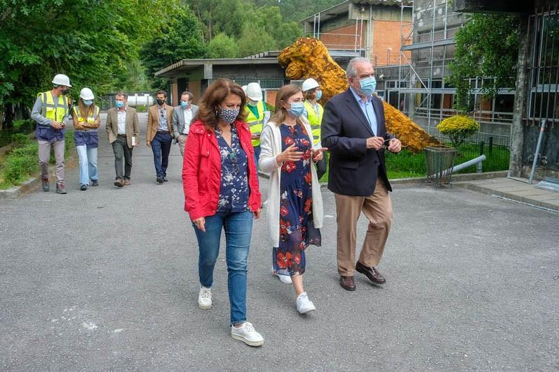Obras na Escola Básica e Secundária de Monte da Ola decorrem a bom ritmo