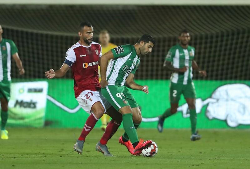 SC Braga derrotado em Vila do Conde por 4-3
