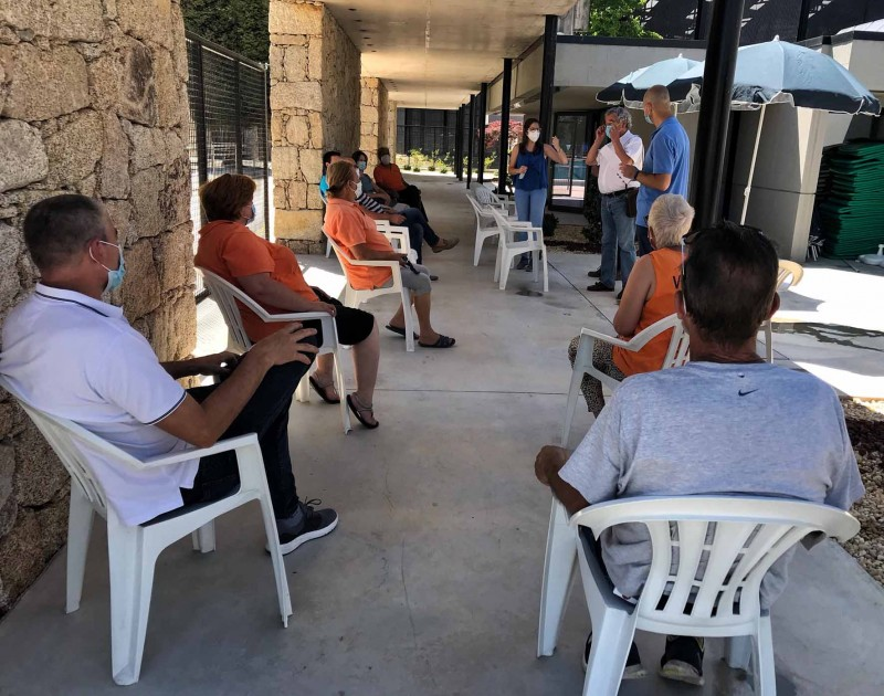 Colaboradores das Piscinas receberam  formação sobre Plano de Contigência