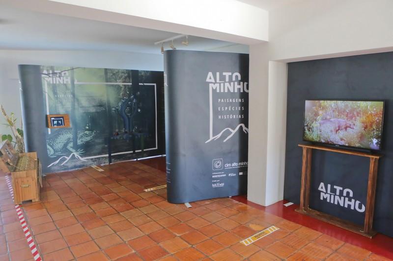 Exposição 'Alto Minho' para visitar no Posto de Turismo de Vila de Praia de Âncora