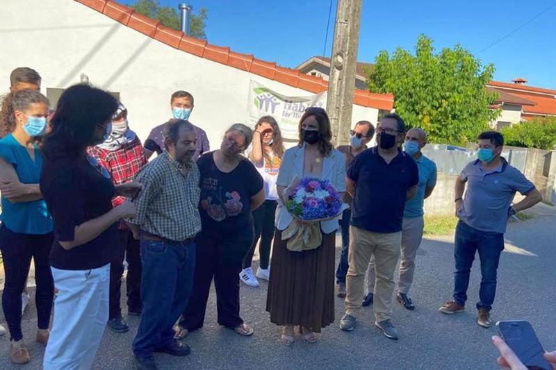 Família da Lage ganha 'casa nova'