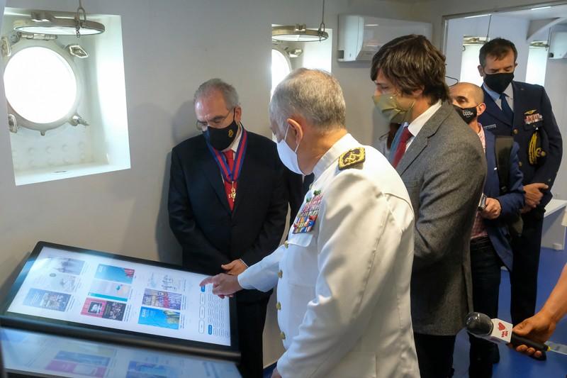 Inaugurado Museu Virtual da Memória Marítima