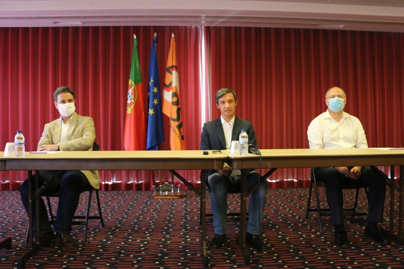 Militantes do PSD vão eleger Paulo Cunha para liderar Distrital