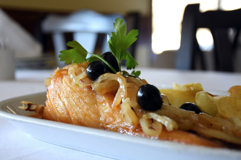 O tradicional bacalhau é a atração destes  Dias à Mesa