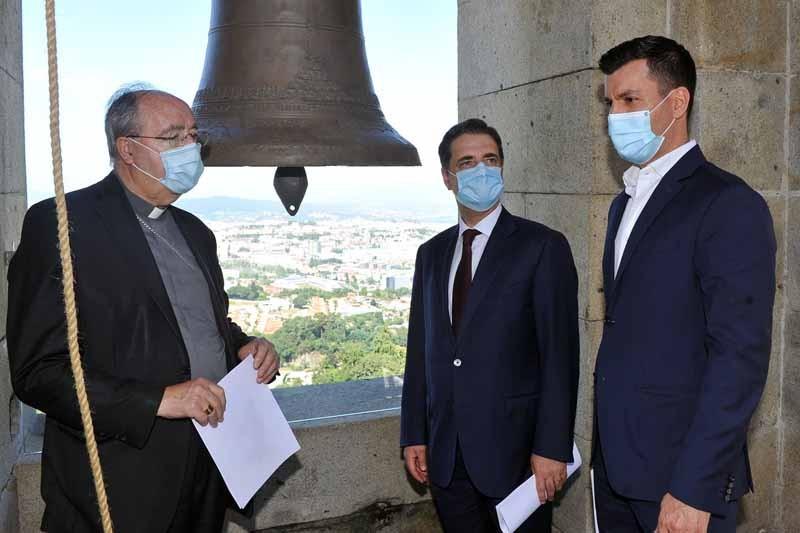 Património Mundial convida a fazer visitas guiadas e a tocar o sino