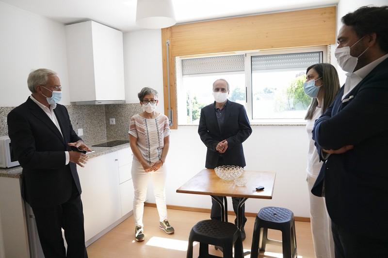 Guimarães inova com  habitação social partilhada