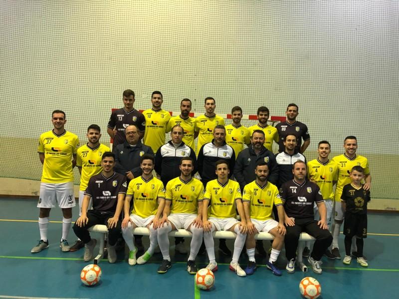 FC Piratas de Creixomil  sobe à II Divisão Nacional