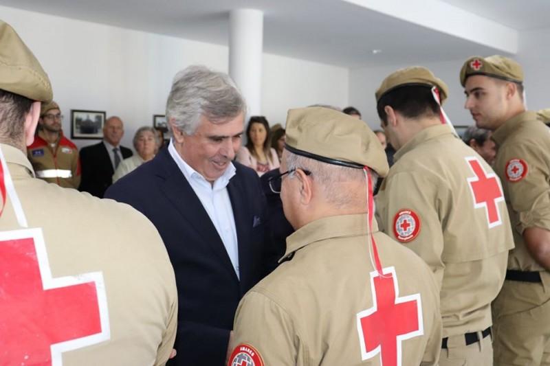 Município de Amares atribui subsídio extraordinário à Cruz Vermelha