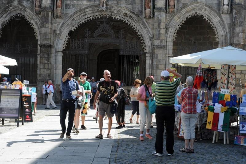 Quebras no turismo  atingem os 80% em Braga